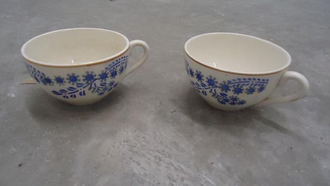 2 Chávenas com motivos azuis