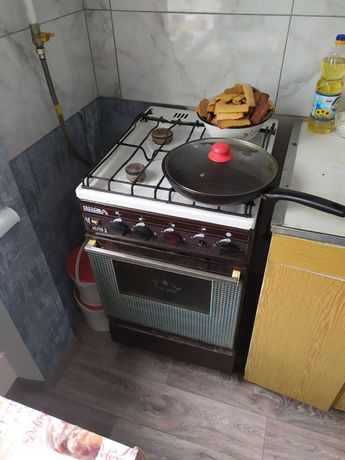Газовая плита - для дачи