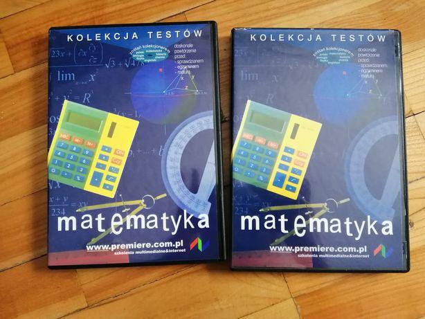 Kasety-kolekcja testów matematyka