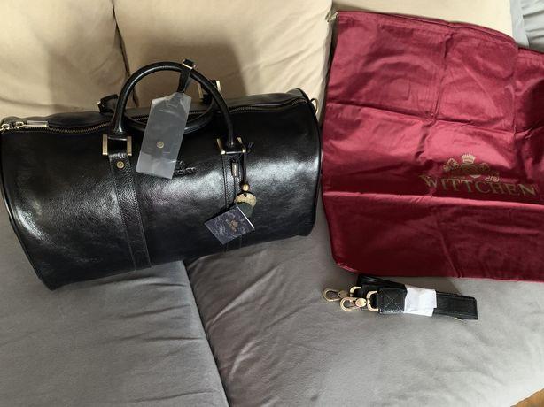 Дорожная сумка Wittchen 100% Натуральная Итальянская кожа(11999 грн)