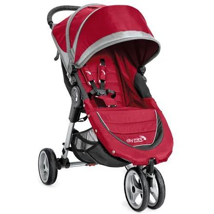 Прогулочная коляска Baby jogger city mini