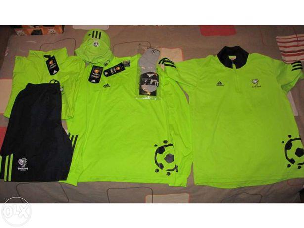 Futebol Euro 2004 Fardamento Adidas
