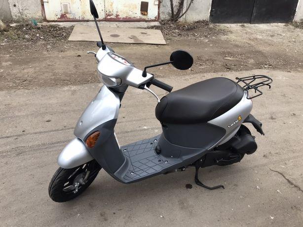 Suzuki Lets4 инжектор Одесса склад