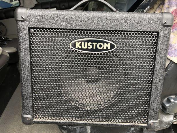 Комбоусилитель для бас-гитары Kustom KBA 16X