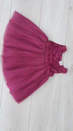 Sukienka plisowana F&f