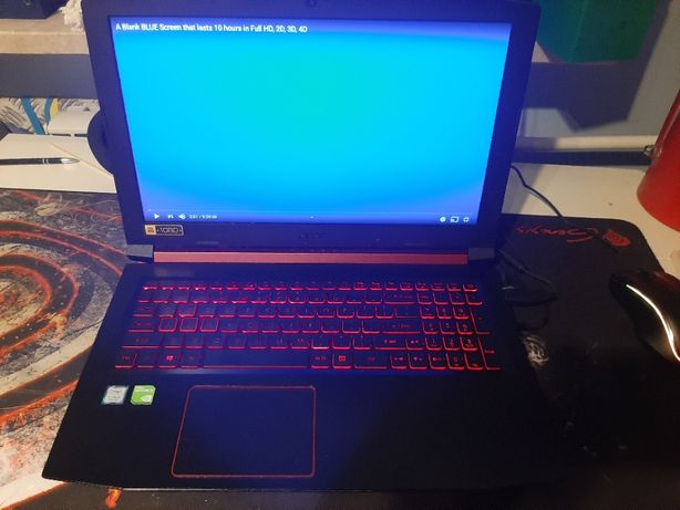 "Acer Aspire Nitro 5 15,6"" i5-8250U - 8GB RAM - 1TB - MX150 - WIN10"