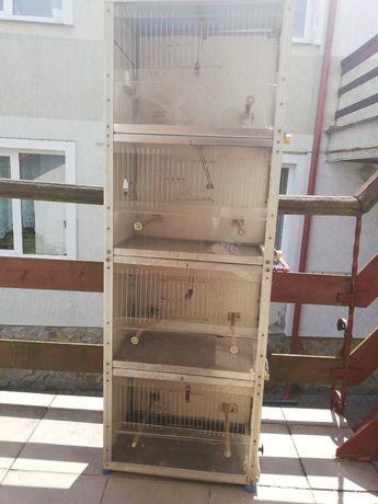 Клітки для пташок