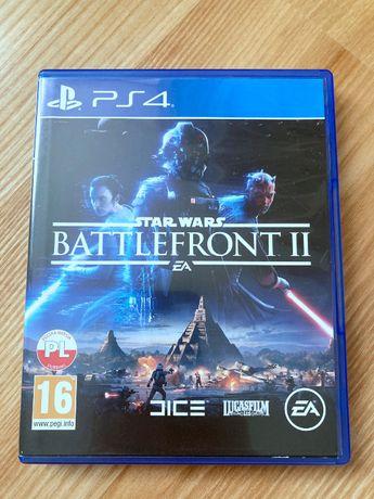 Star Wars Battlefront 2 II PS4 (PL Dubbing)