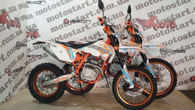Мотоцикл Geon TerraX 250 Оновлений 2020 эндуро В НАЯВНОСТІ