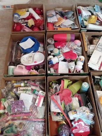 zestaw akcesor. do domu i ogrodu ,art.szkolnych,zabawek, dekoracyjne .