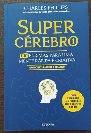"Livro ""Super Cérebro"""