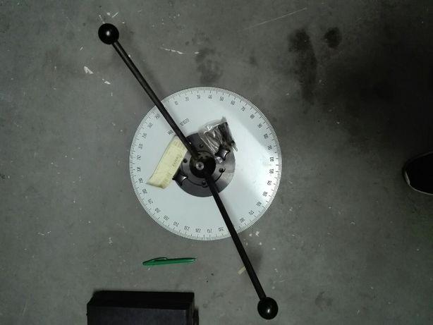 Płyta ustawiania kąta wtrysku - narzędzie specjalne Claas