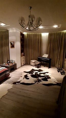 v 3-х комнатная квартира с ремонтом на Французском бульваре