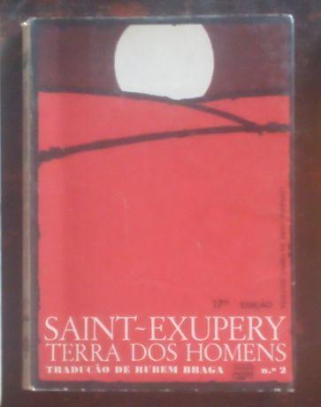 terra dos homens / saint - exupéry