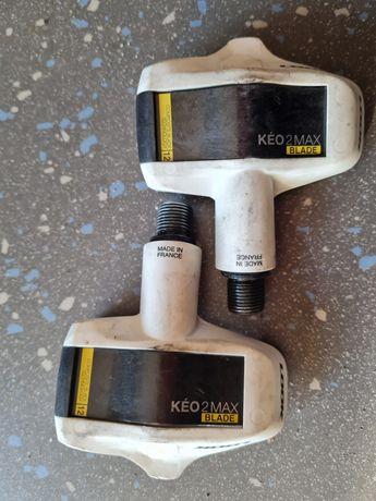 контактные педали Look keo 2 max blade