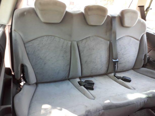 Kanapa Citroen C8 Peugeot 807 Fiat Ulisse