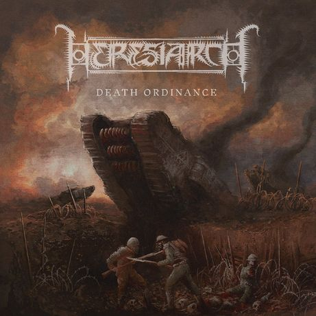HERESIARCH - Death Ordinance (CD)