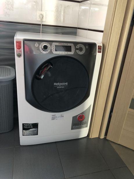Стирально-сушильная машина автоматическая Hotpoint-Ariston AQD1070D 49