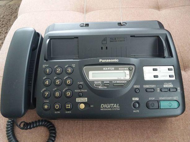 Факс Panasonic KX-FT25
