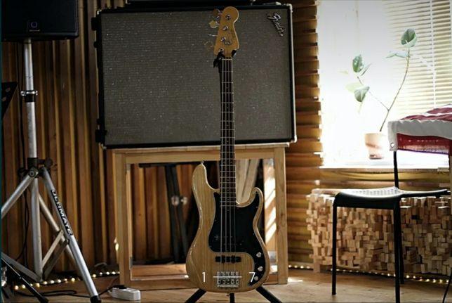Продаю Fender American Vintage Precision bass