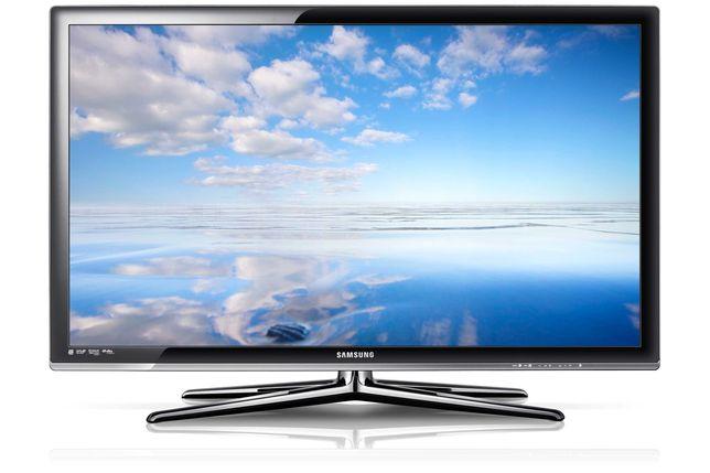 Televisão led Samsung modelo 40C 7000 WWXXC a funcional p melhor prop