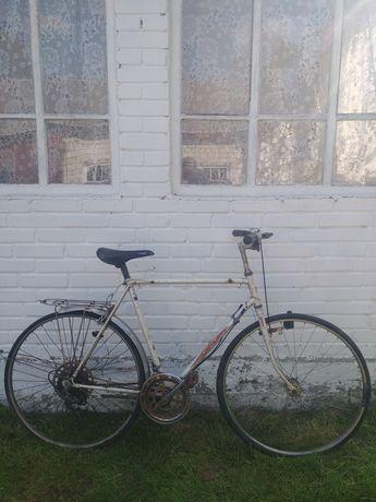 Stary miejski rower GEFAG weinmann simplex do remontu