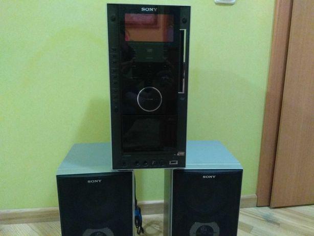 Музыкальный центр Sony DHC-AZ33D