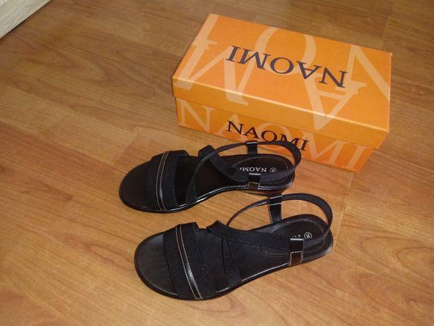 Nowe sandały r.36 sandałki damskie r.36