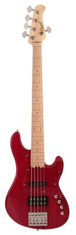 Cort GB75JH TR - Gitara basowa