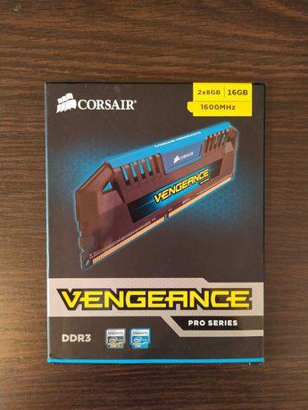 Оперативная память Corsair Vengeance Rro DDR3 16 GB 1600 MHz