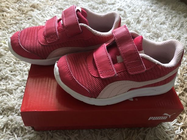 Кроссовки детские на девочку Puma Adidas Nike