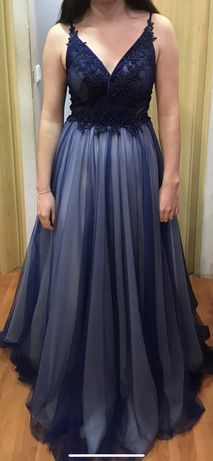 Vendo vestido de baile nunca usado!