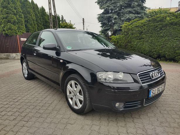 Audi A3 1.6 MPI. * Klima *. Radio DVD *.  Sprowadzony opłacony