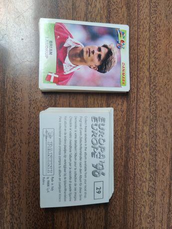 67 cromos Euro 96 - Panini