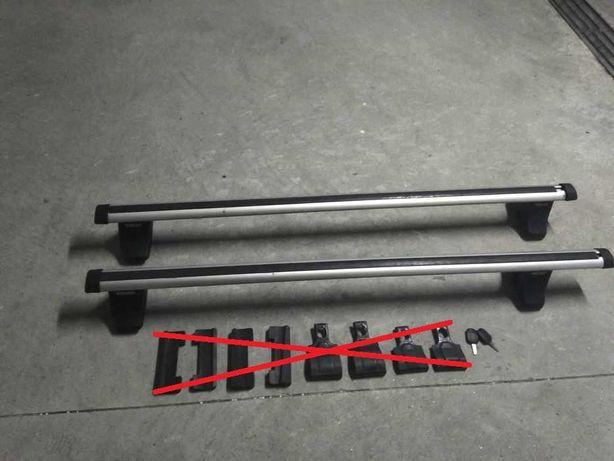 Barras de tejadilho thule para qualquer modelo (ver descrição)
