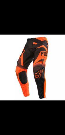 Spodnie  Fox 360 Orange Rozmiar 32