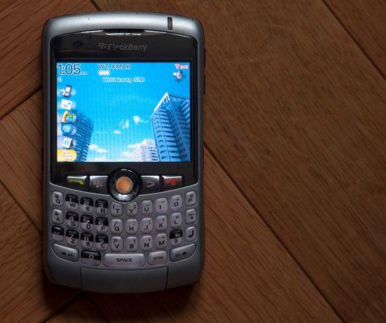 BlackBerry 8310 Sprawny telefon komórkowy