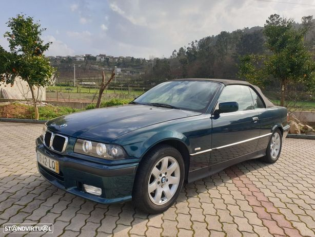 BMW 318 i Cabriolet M Sport