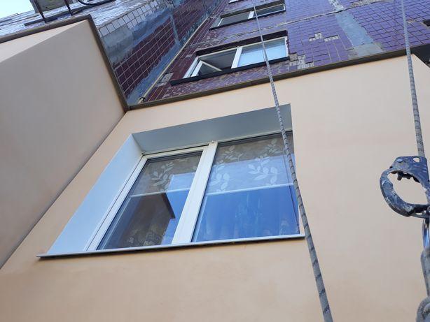 Утепление квартир. Ремонт межпанельных швов