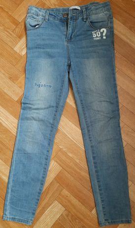 Jeansy dziewczęce Reserved