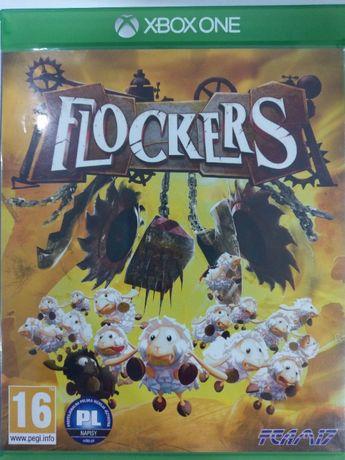 Flockers PL Xbox One Używana Kraków