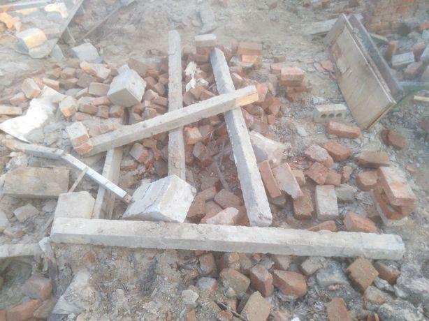 Продам бетонные перемычки