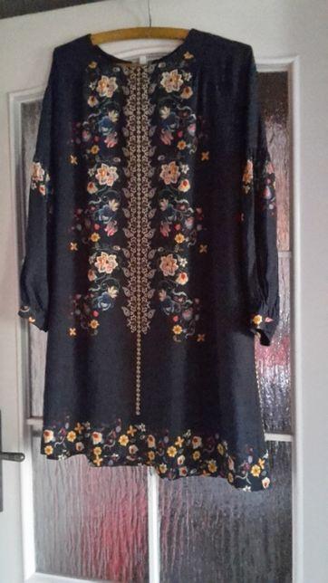 Zara Girls sukienka tunika