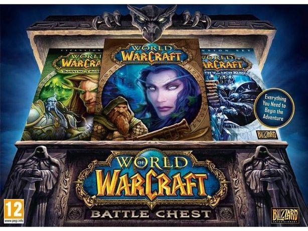 Word of warcraft Battle Chest