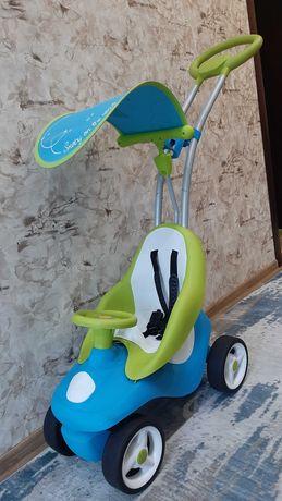 Машинка-каталка Smoby Bubble Go/Беговел/Толокар/Коляска ТОРГ