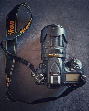 Nikon d7200 + 18-140mm + 50mm