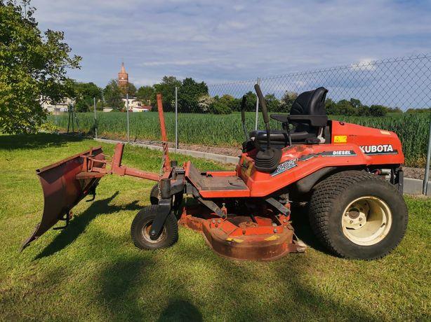 Kubota ZD21 Diesel z pługiem traktorek kosiarka OKAZJA!