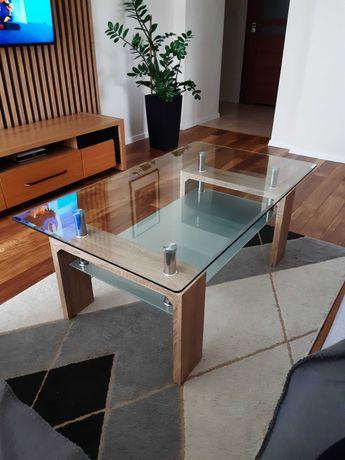Stolik szklany 70x120