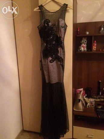 Шикарне випускне дизайнерське плаття з Турції нове