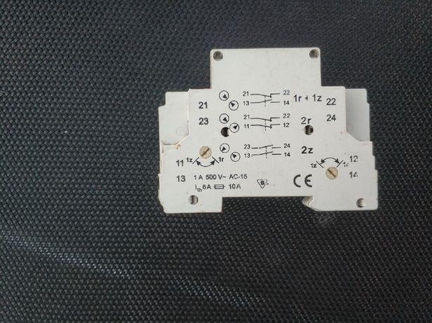 990) Styk pomocniczy 1,5 A , 400V